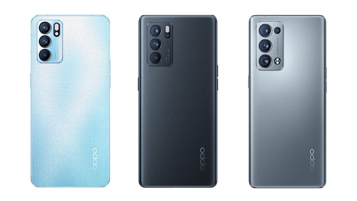 Oppo Reno 6 Series Specifications, Design Tipped by E-Commerce Listings Ahead of May 27 Launch   Technology News