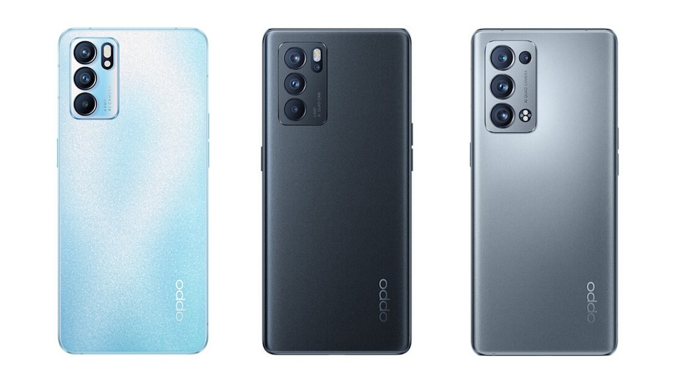 Oppo Reno 6 Series Specifications, Design Tipped by E-Commerce Listings Ahead of May 27 Launch