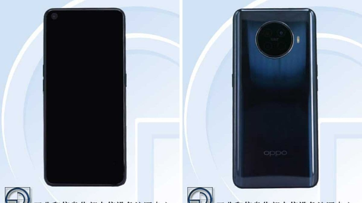 Oppo Reno Ace 2 Spotted on TENAA, Images Tip Hole-Punch Display and Circular Camera Module