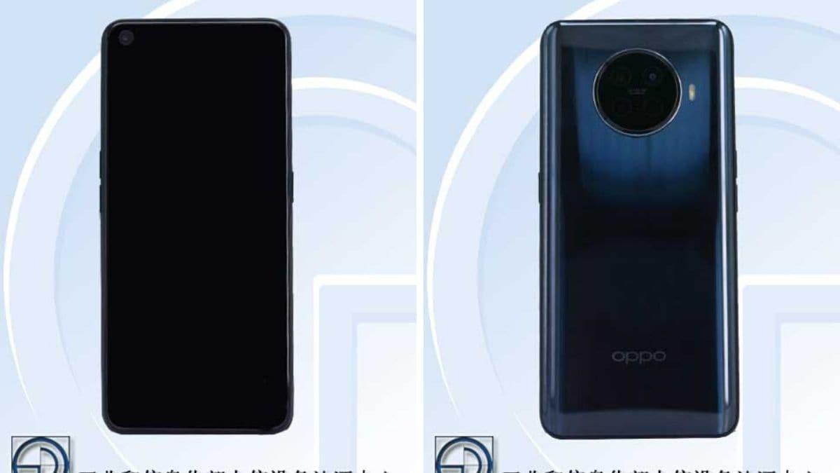 Oppo Reno Ace 2 में होगा होल-पंच डिस्प्ले, तस्वीर में दिखा डिज़ाइन