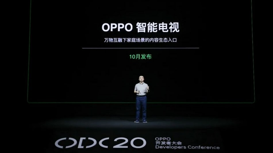 Oppo Smart TV Launching in October; May Come in 55-inch and 65-inch Models