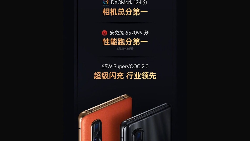 Oppo Find X2 Gets Top DisplayMate Rating, Find X2 Pro Said to Get Massive 637,009 Score on AnTuTu