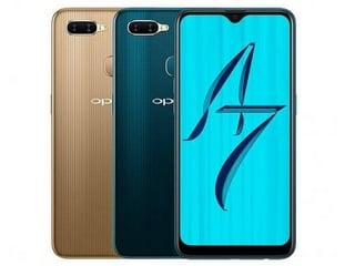 Oppo A7 3GB RAM Variant Price in India Cut, Now Starts at Rs. 13,990