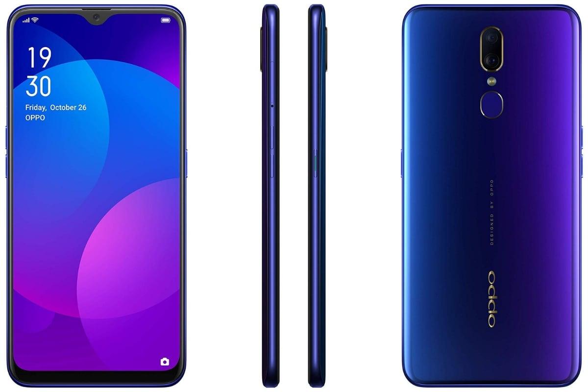 Oppo mobile phone starting price in india