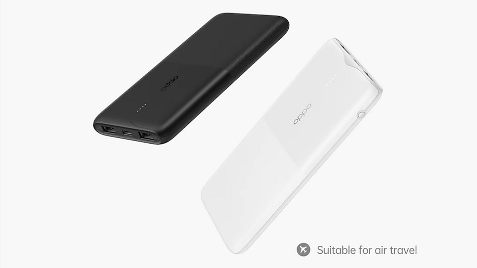 Oppo Power Bank 2 with 10,000mAh Capacity to Launch in India on August 18