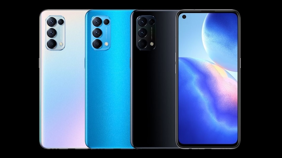 Oppo Reno 5 5G, Oppo Reno 5 Pro 5G With 90Hz Displays Launched; Oppo Reno 5 Pro+ 5G Teased
