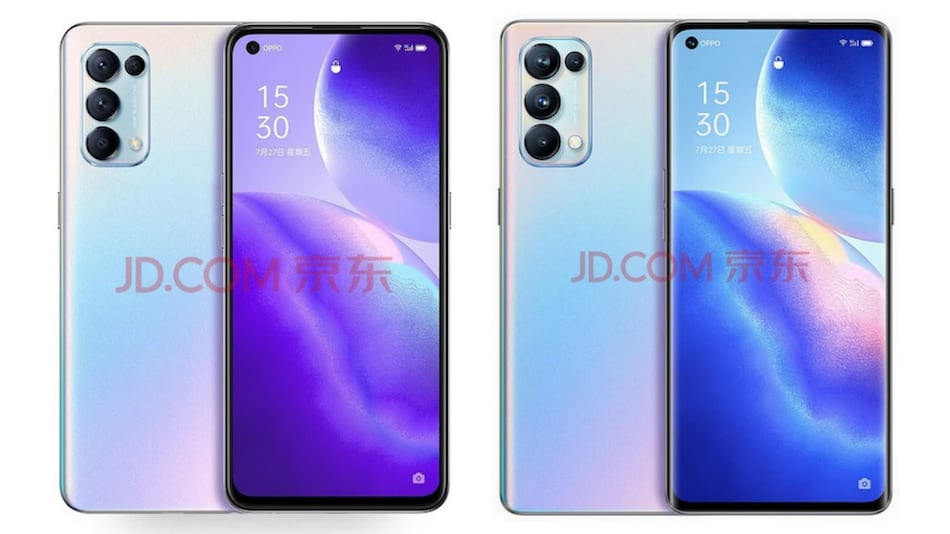 Oppo Reno 5 Pro+ 5G Tipped to Feature Snapdragon 865 SoC, Reno 5 4G May Come With Snapdragon 720G