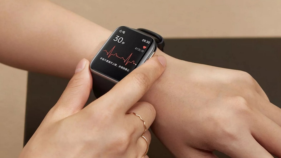 Oppo Watch ECG Edition With Stainless Steel Body, 40 Hours Battery Life Launched
