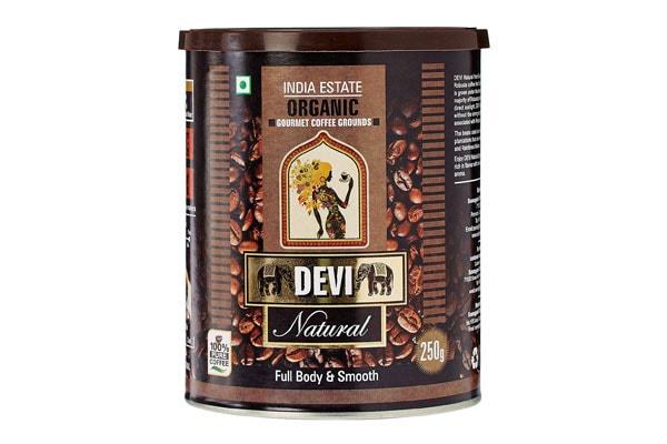 Best Organic Coffee, Devi Natural Organic Coffee