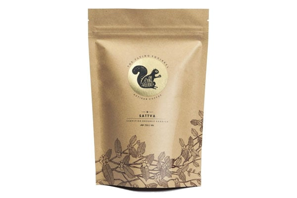Best Organic Coffee, FLying Swuirrel Organic Coffee