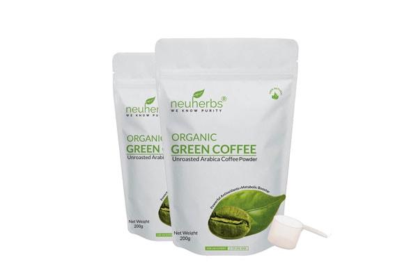 Best Organic Coffee, NeuHerbs Organic Coffee