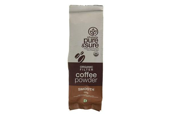 Best Organic Coffee, Pure & Sure Organic Coffee