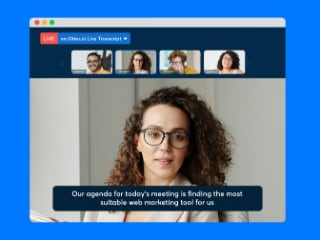 Otter.ai Launches Live Video Captions for Zoom Conference Calls, Webinars