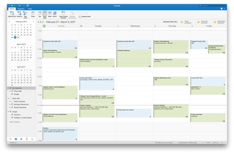 Microsoft Outlook For Mac To Add Google Calendar Contacts
