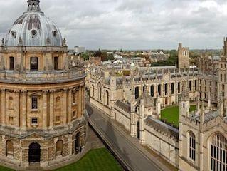 Oxford University's First Free Massive Open Online Course Kicks Off Next Year