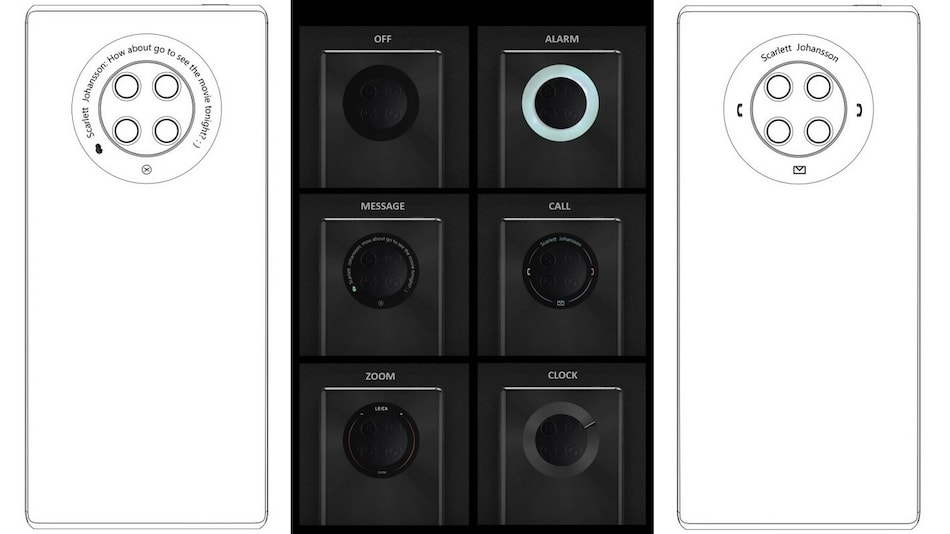 Huawei Mate 40 Series May Pack an Intuitive Circular Touch Display Around the Rear Cameras