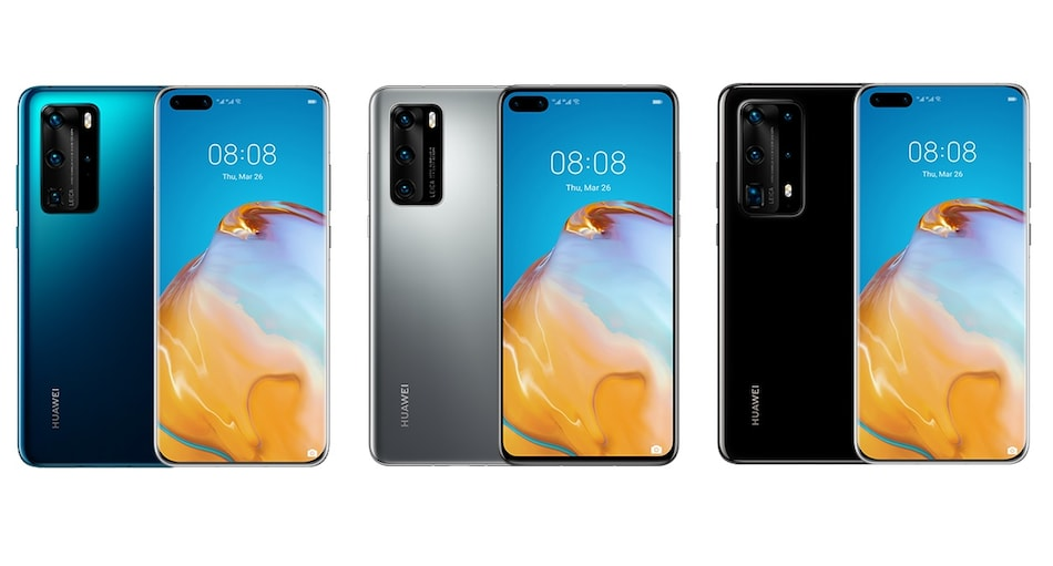 Huawei P40 Pro vs Huawei P40 vs Huawei P40 Pro+: What's the Difference?
