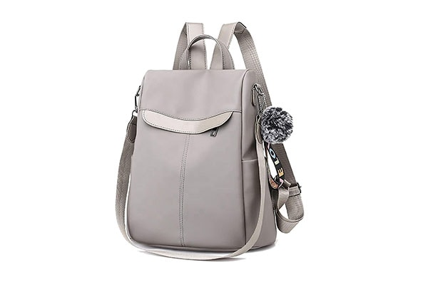 PAGWIN Cute Style Female Student Oxford Waterproof Anti Thief School Bags 1613796176313