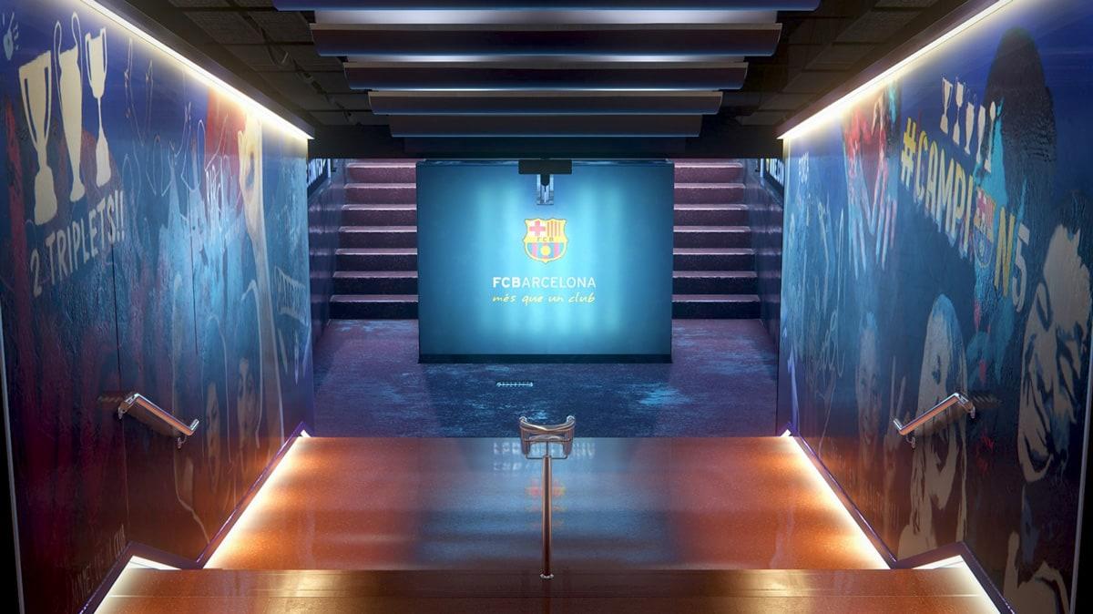 PES2018 FCB Camp Nou 01 PES 2018