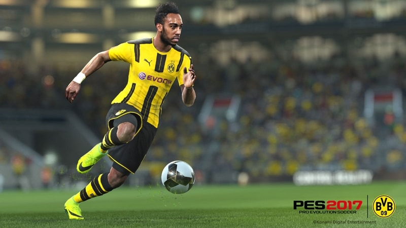 pes 2017 demo is out and we can t wait for the final version ndtv