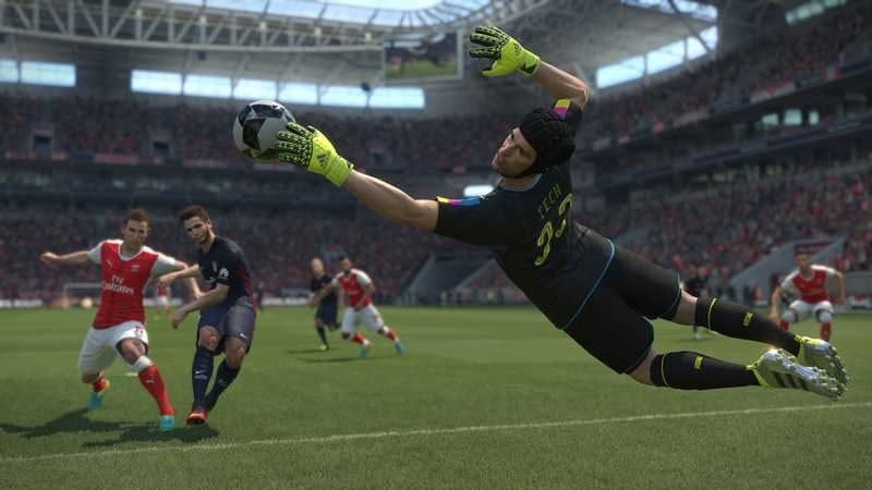 PES 2017 Demo Is Out and We Can't Wait for the Final Version | NDTV