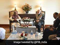 In Nepal, PM Modi Meets Ex-Prime Ministers, Opposition Leaders