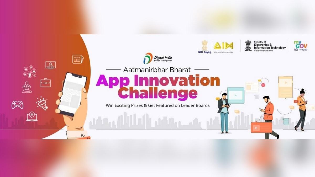 PM Modi Launches 'Aatmanirbhar Bharat App Innovation Challenge'