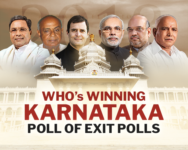 Karnataka Exit Polls Highlights: Exit Polls Predict Hung House, BJP Single-Largest Party