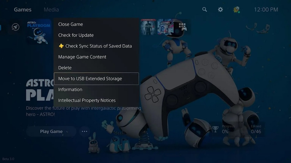 PlayStation 5 Gets April Update With Ability to Transfer PS5 Games to External Storage, Social Features, More