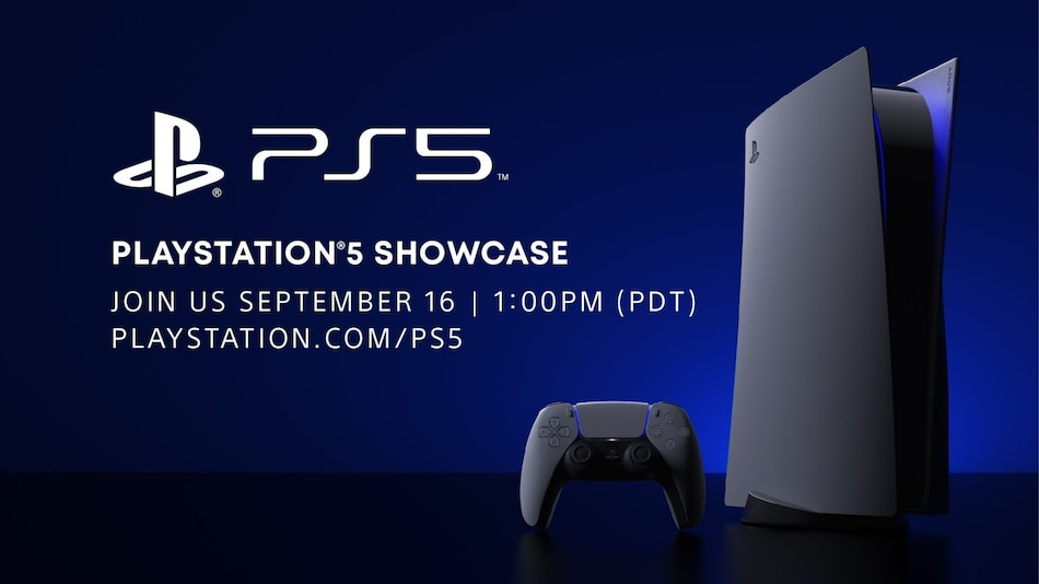 PS5 Showcase Event Announced for September 16
