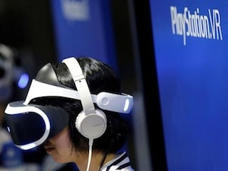 Sony's PlayStation VR Expected to Make Virtual Reality a Mainstream Technology