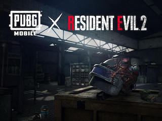 PUBG Mobile Zombies Mode Resident Evil 2 Event Rewards Announced