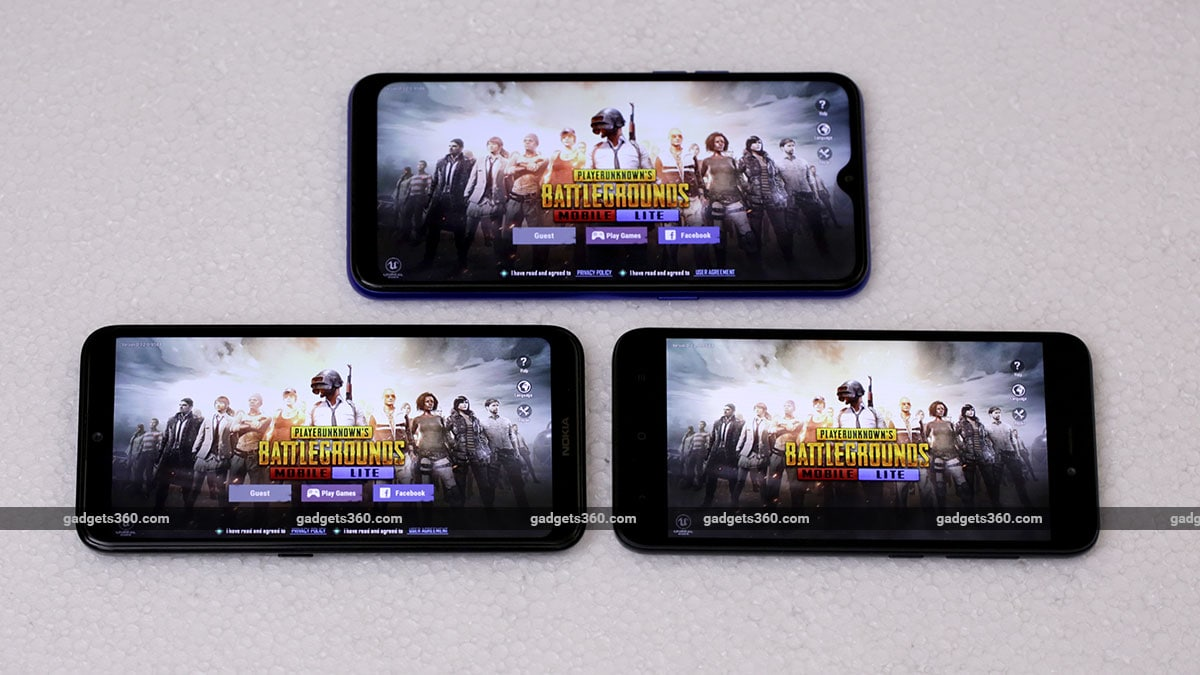PUBG Mobile Lite: Review of the Game on 4 Popular Mobile Phones Under Rs. 8,000