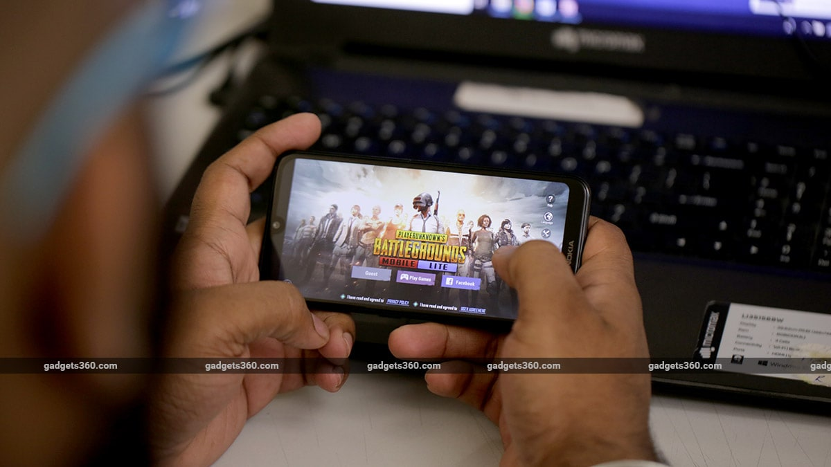 PUBG Lite Gaming PUBG Lite Low-end smartphone
