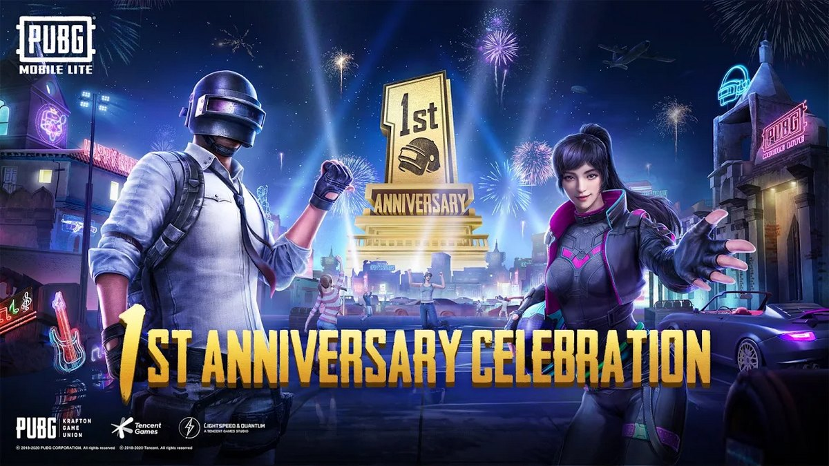 PUBG Mobile Lite Celebrates 1-Year Anniversary, Gets 0.18.0 Update With New Map Areas, Guns, and More