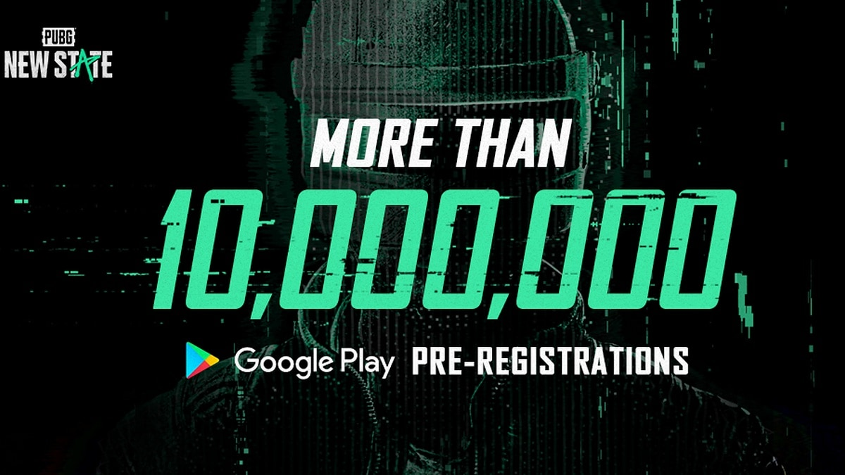 PUBG Mobile Makers' New State Game Hits 10 Million Pre-Registrations