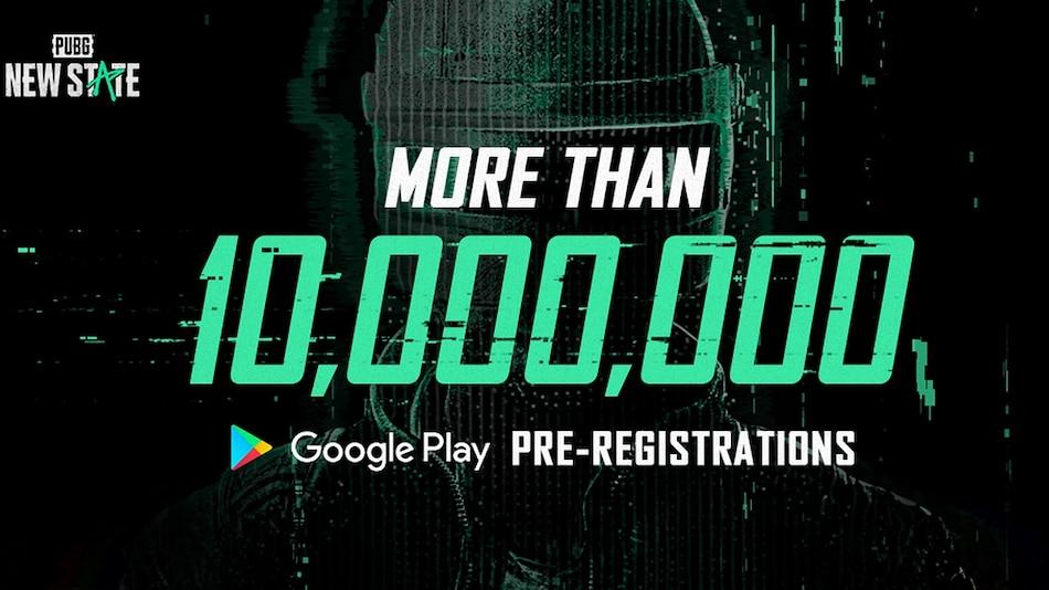 PUBG Mobile Developers' New State Game Crosses 10 Million Pre-Registrations Mark on Google Play