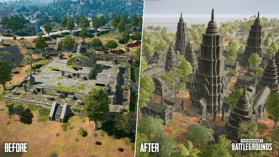PUBG to Get Revamped Sanhok Map by July 22 With Loot Truck, Decoy Grenades, and More