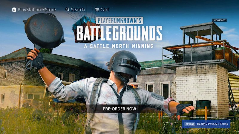 PUBG PS4 Disc India Price and Release Date Revealed