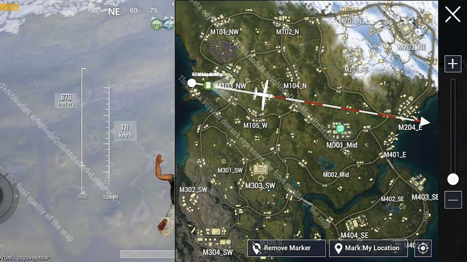 PUBG Mobile May Get a New Map Called Fourex