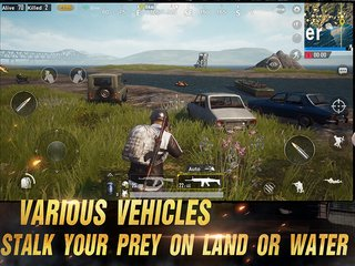 PUBG Mobile Chinese Version Gets Erangel 2.0 Map With New Features: Report