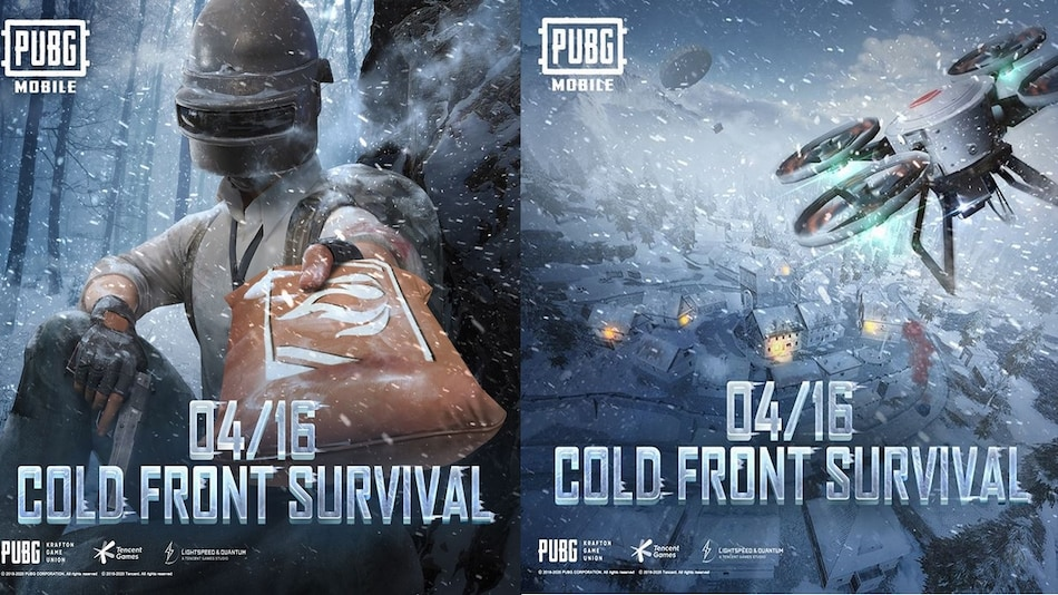 PUBG Mobile 'Cold Front Survival' Mode Coming April 16: Here's What We Can Expect