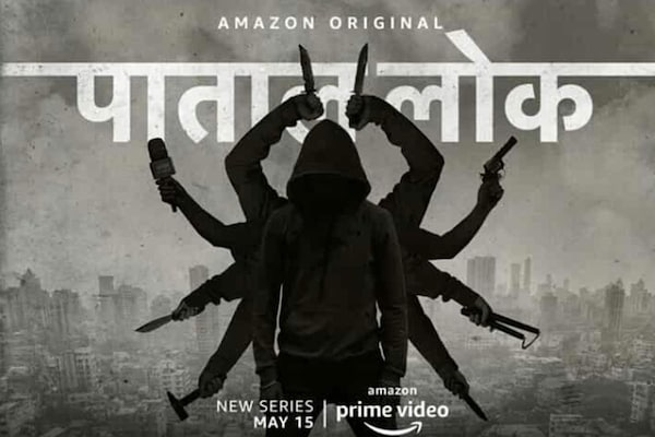 Anshuka Sharma's Digital Debut Patal Lok Trailer, Review, Release Date and Cast