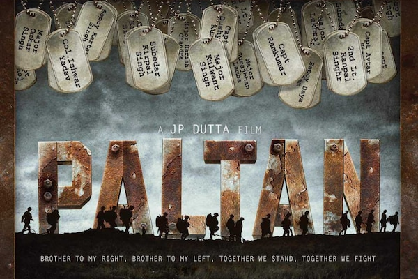 Paltan Movie Ticket Offers, Coupons: Paytm, BookMyShow Ticket Booking Offers, Cashback