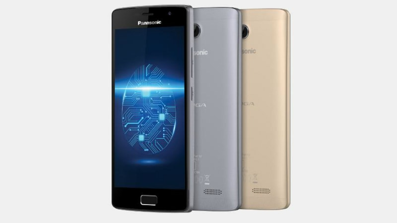 Panasonic Eluga Tapp With Reliance Jio Support, Android for Work, Fingerprint Scanner Launched at Rs. 8,990