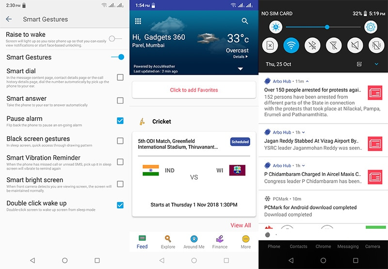 Panasonic Eluga X1 Pro apps ndtv Panasonic
