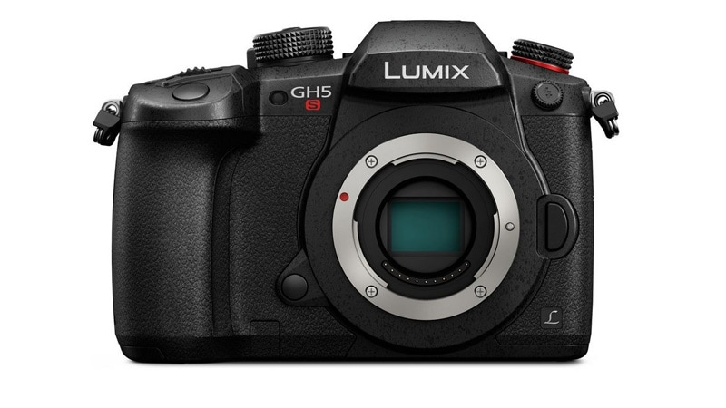 Panasonic Lumix GH5S With Cinema 4K Video Support Launched in India: Price, Features