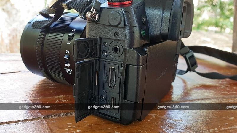 Panasonic Lumix GH5S ports ndtv panasonic