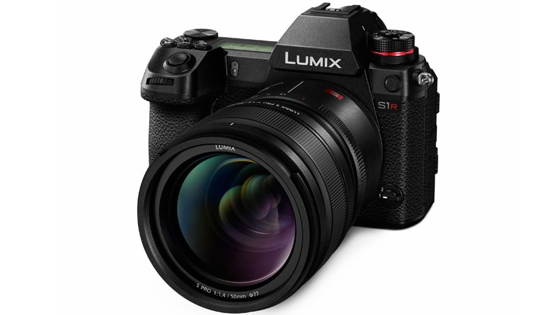 Panasonic Lumix S1, Lumix S1R Full-Frame Mirrorless Cameras Launched: Price, Availability and Specifications