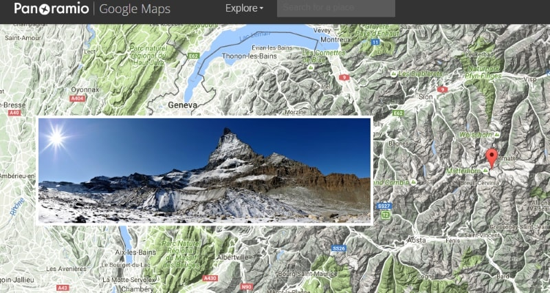 Google to Shut Down Panoramio Photo Sharing Service Next Month